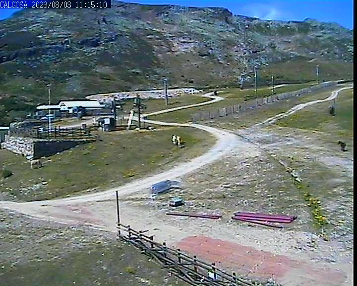 Alto Campoo, Calgosa (1.650 m.)