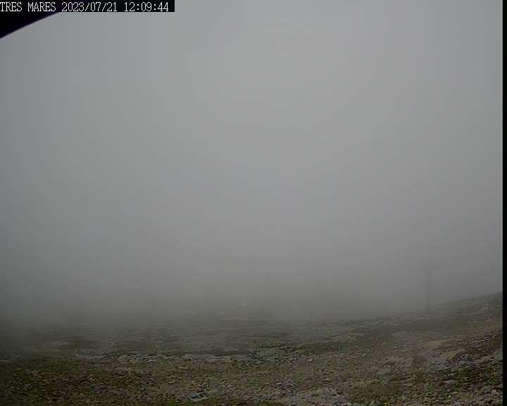 Alto Campoo, Tres Mares (2.125 m.)