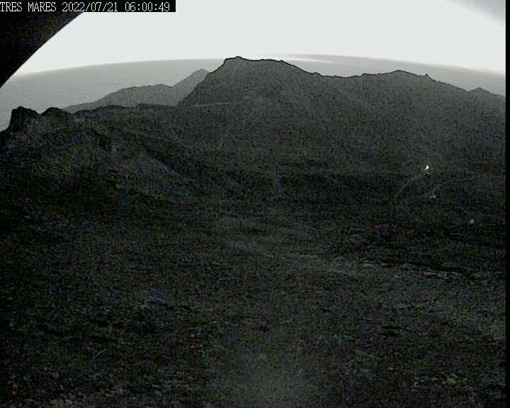 Webcam de Tres Mares (2.125 m.)